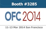 OFC 2014 exhibition